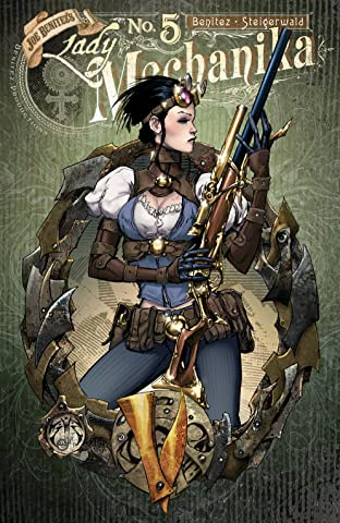 Lady Mechanika #5