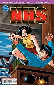 Ninja High School #104