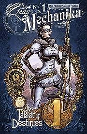 Lady Mechanika: The Tablet of Destinies #1