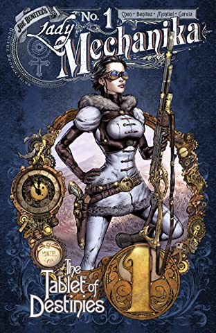 Lady Mechanika: The Tablet of Destinies No.1