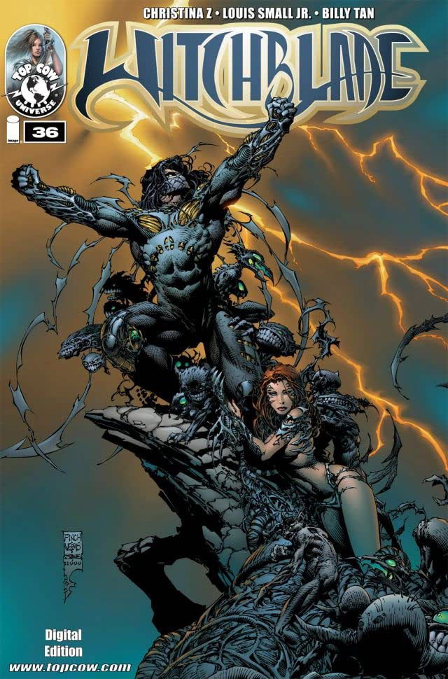 Witchblade #36