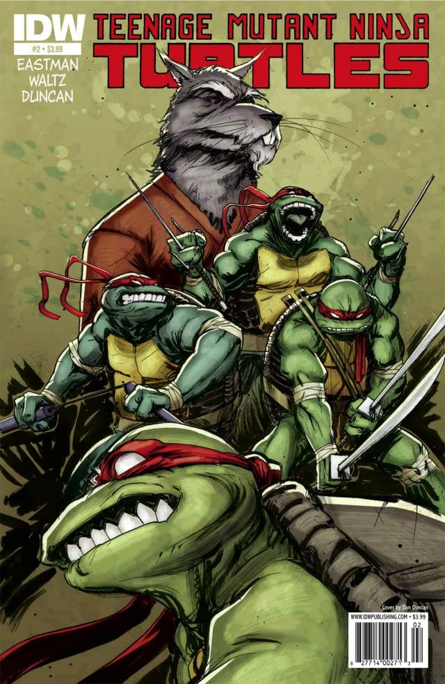 Teenage Mutant Ninja Turtles 2 Comics By Comixology