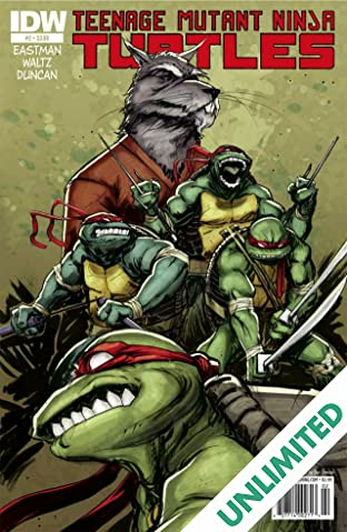 Teenage Mutant Ninja Turtles #2