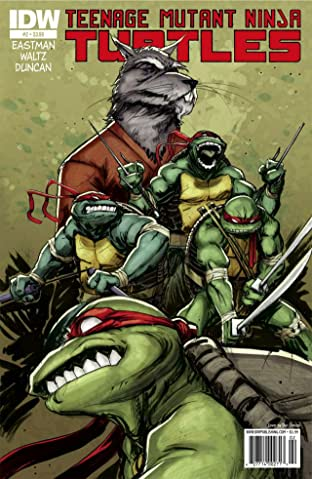 Teenage Mutant Ninja Turtles No.2