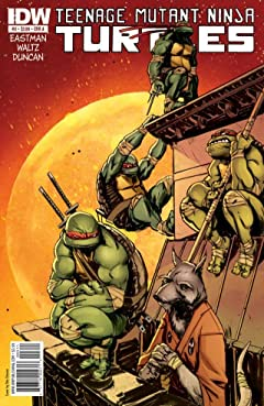 Teenage Mutant Ninja Turtles No.3