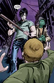 Teenage Mutant Ninja Turtles #3