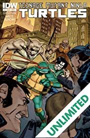 Teenage Mutant Ninja Turtles #4