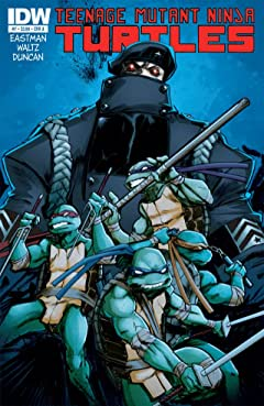 Teenage Mutant Ninja Turtles No.7