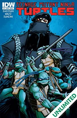 Teenage Mutant Ninja Turtles #7