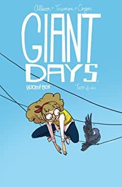 Giant Days No.2