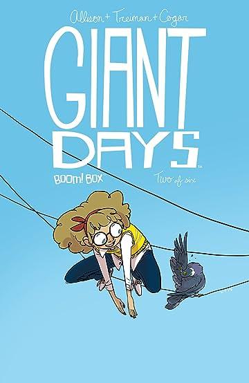 Giant Days #2