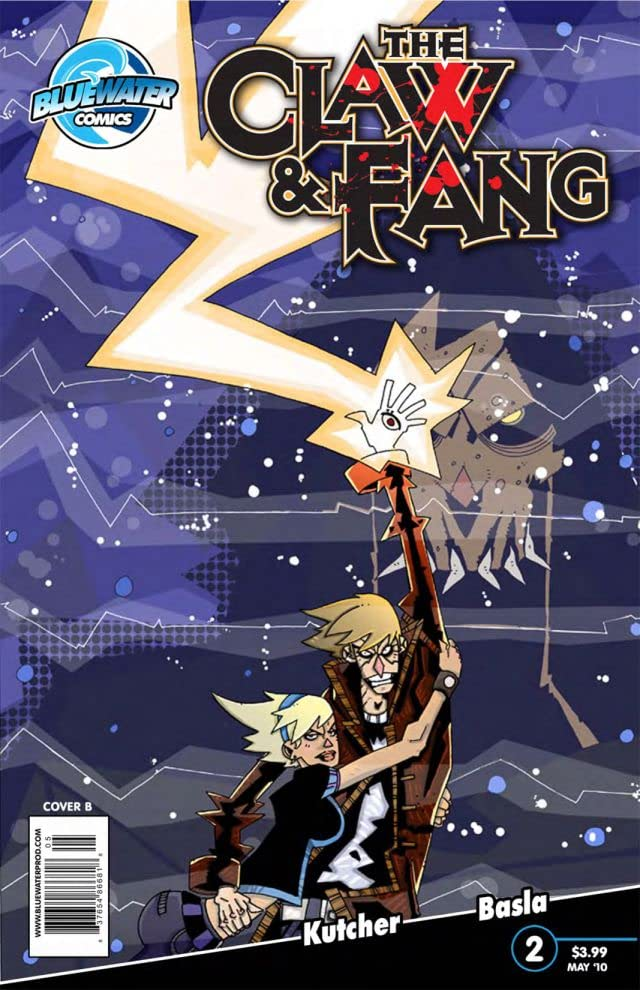 The Claw & Fang #2