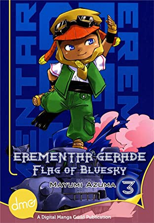 Erementar Gerade: Flag of Bluesky Vol. 3