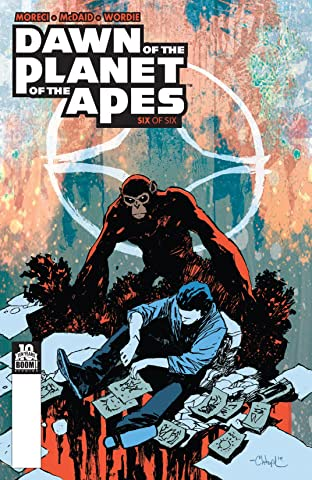 Dawn of the Planet of the Apes #6