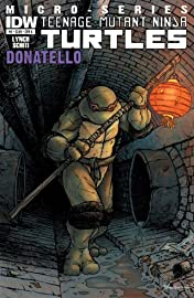Teenage Mutant Ninja Turtles Micro Series #3: Donatello