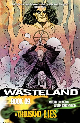 Wasteland Tome 9: Thousand Lies