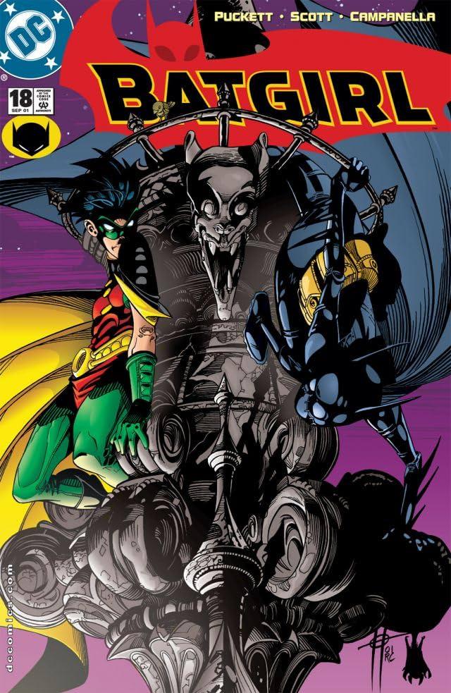 Batgirl (2000-2006) #18