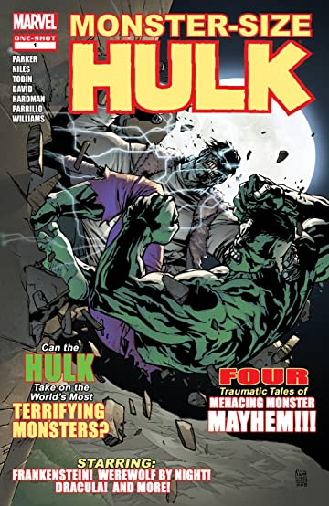 Hulk: Monster-Size Special #1