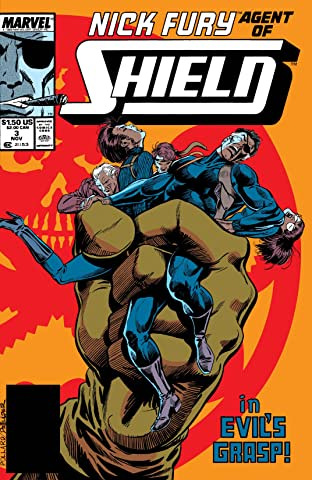 Nick Fury, Agent of S.H.I.E.L.D. (1989-1992) #3
