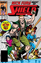 Nick Fury, Agent of S.H.I.E.L.D. (1989-1992) #4