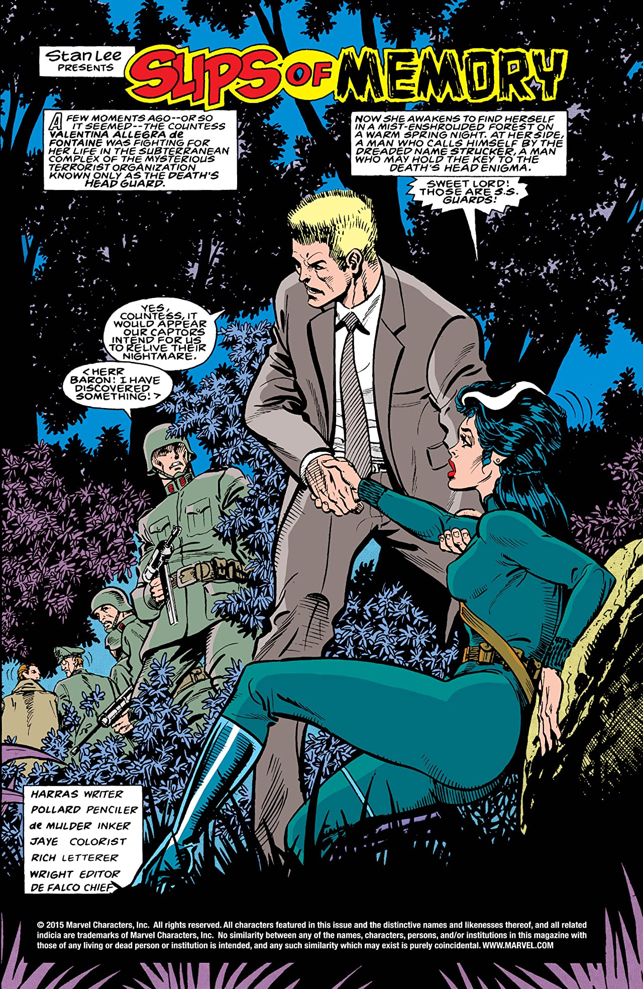 Nick Fury, Agent of S.H.I.E.L.D. (1989-1992) #4