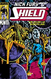 Nick Fury, Agent of S.H.I.E.L.D. (1989-1992) #5
