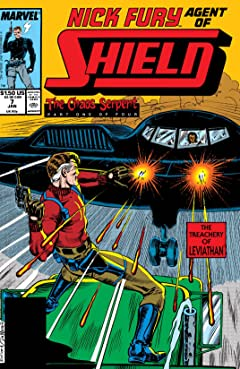Nick Fury, Agent of S.H.I.E.L.D. (1989-1992) #7