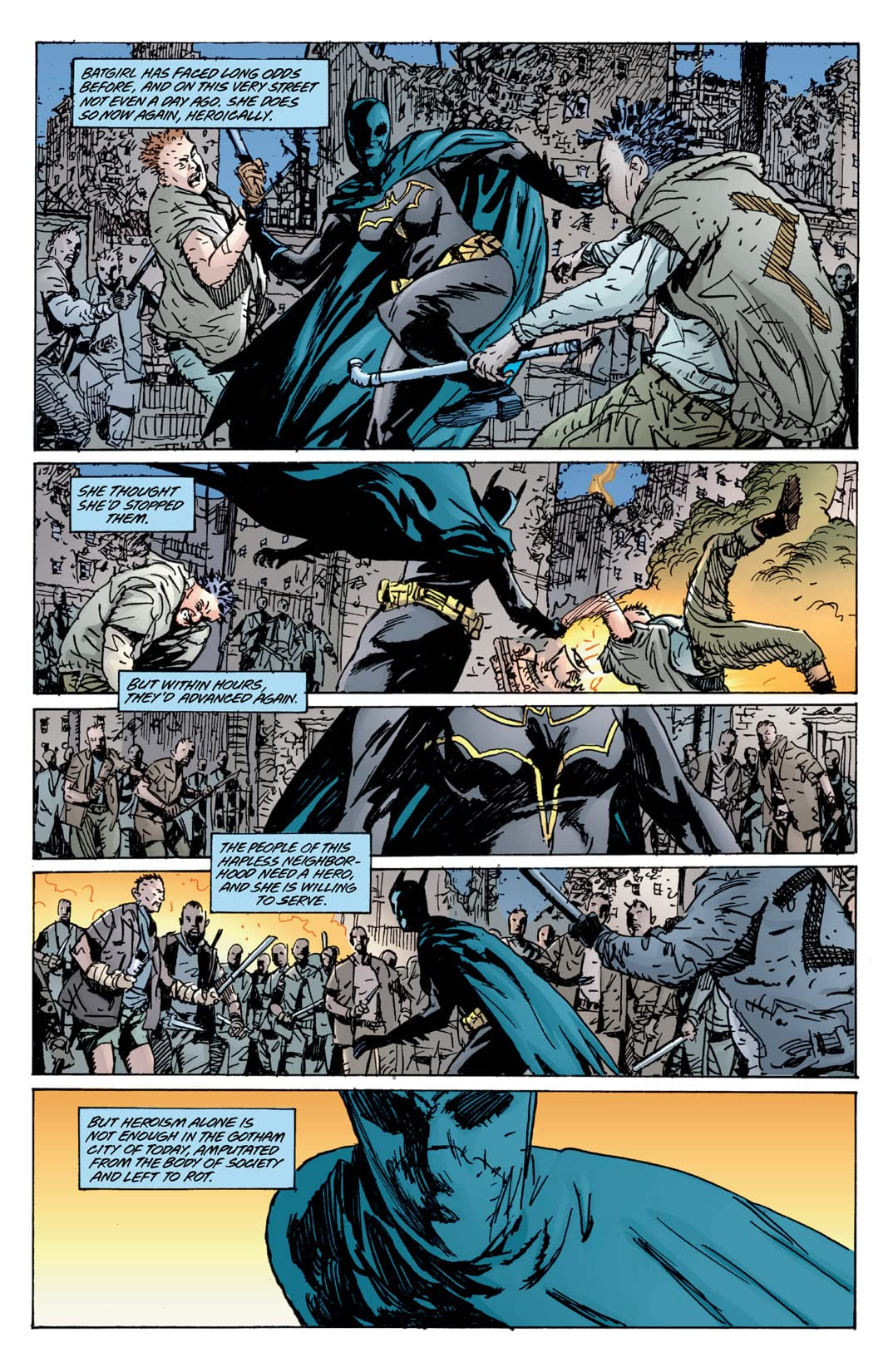 Batman: Shadow of the Bat #86