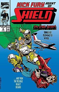 Nick Fury, Agent of S.H.I.E.L.D. (1989-1992) #8