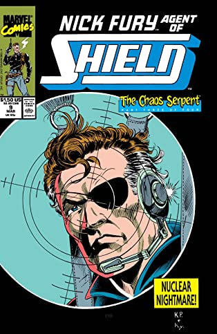 Nick Fury, Agent of S.H.I.E.L.D. (1989-1992) #9
