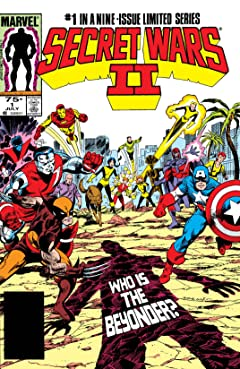 Secret Wars II (1985) #1 (of 9)