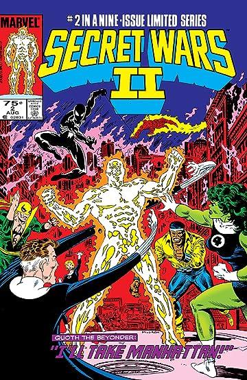 Secret Wars II (1985) #2 (of 9)