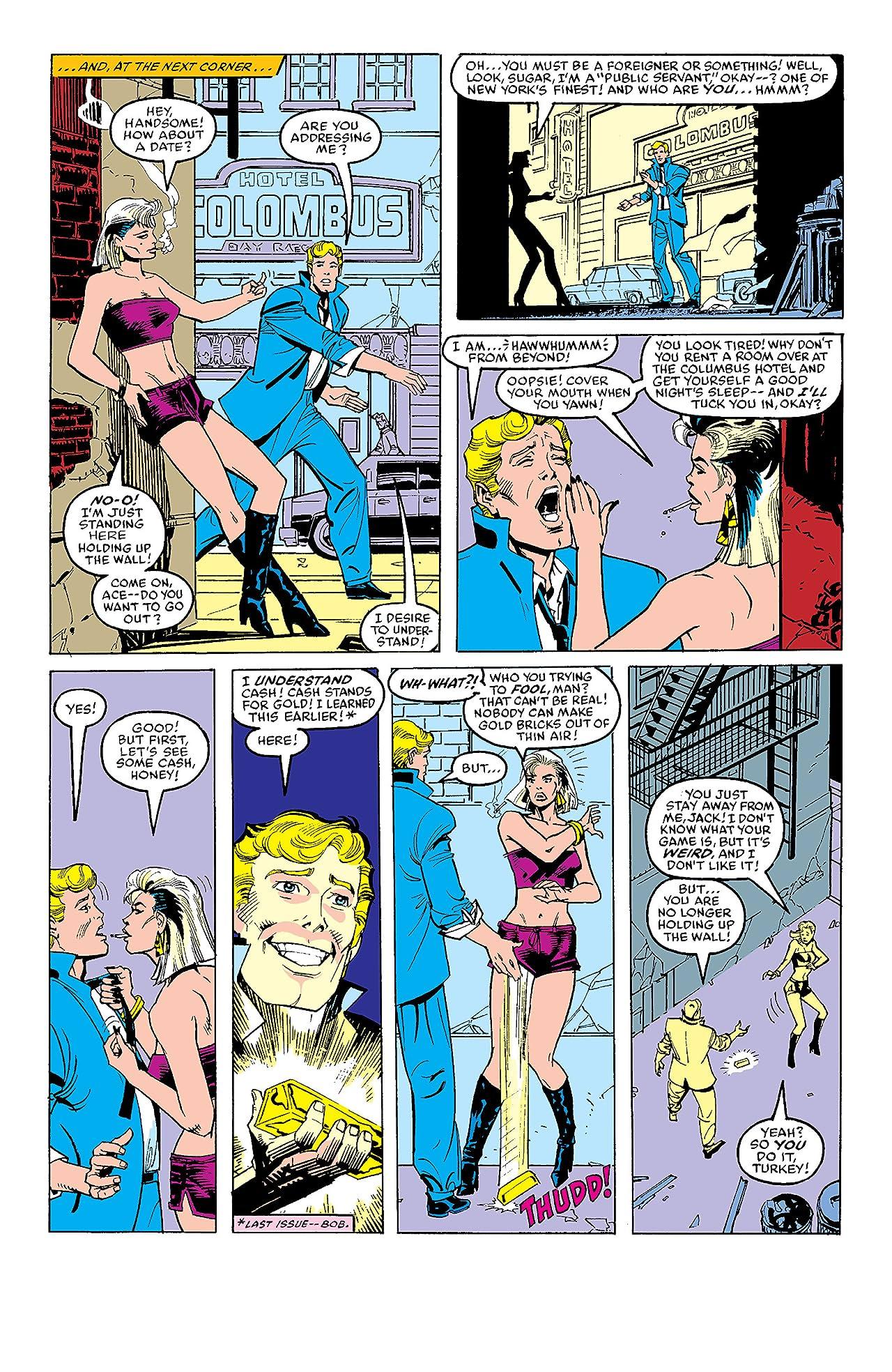 Secret Wars II (1985) #3 (of 9)