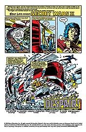 Secret Wars II (1985) #5 (of 9)