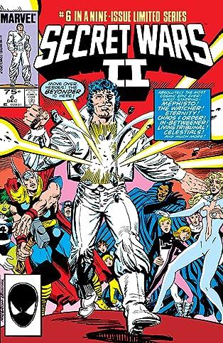 Secret Wars II (1985) #6 (of 9)