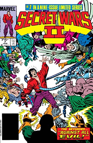 Secret Wars II (1985) #7 (of 9)