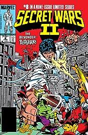 Secret Wars II (1985) #8 (of 9)