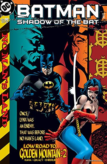 Batman: Shadow of the Bat #90