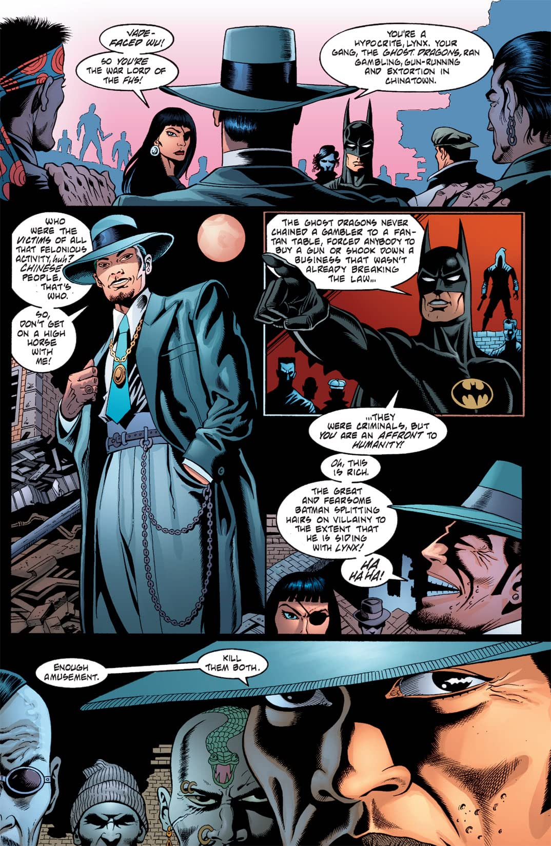 Batman: Shadow of the Bat #90