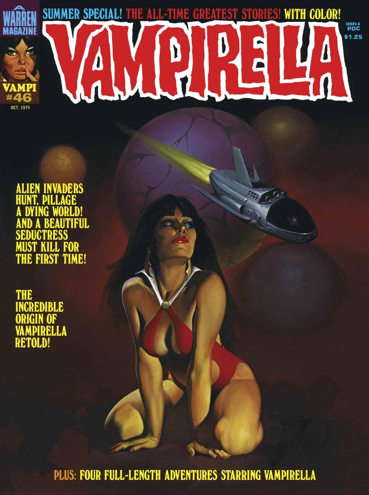 Vampirella (Magazine 1969-1983) #46