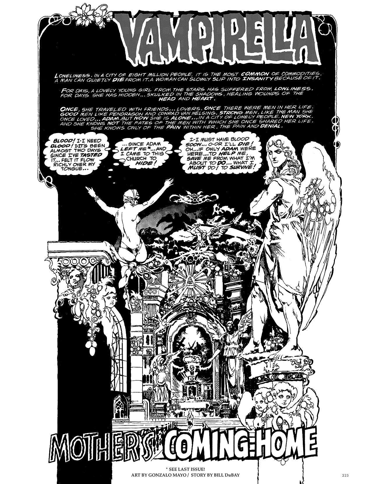 Vampirella (Magazine 1969-1983) #47