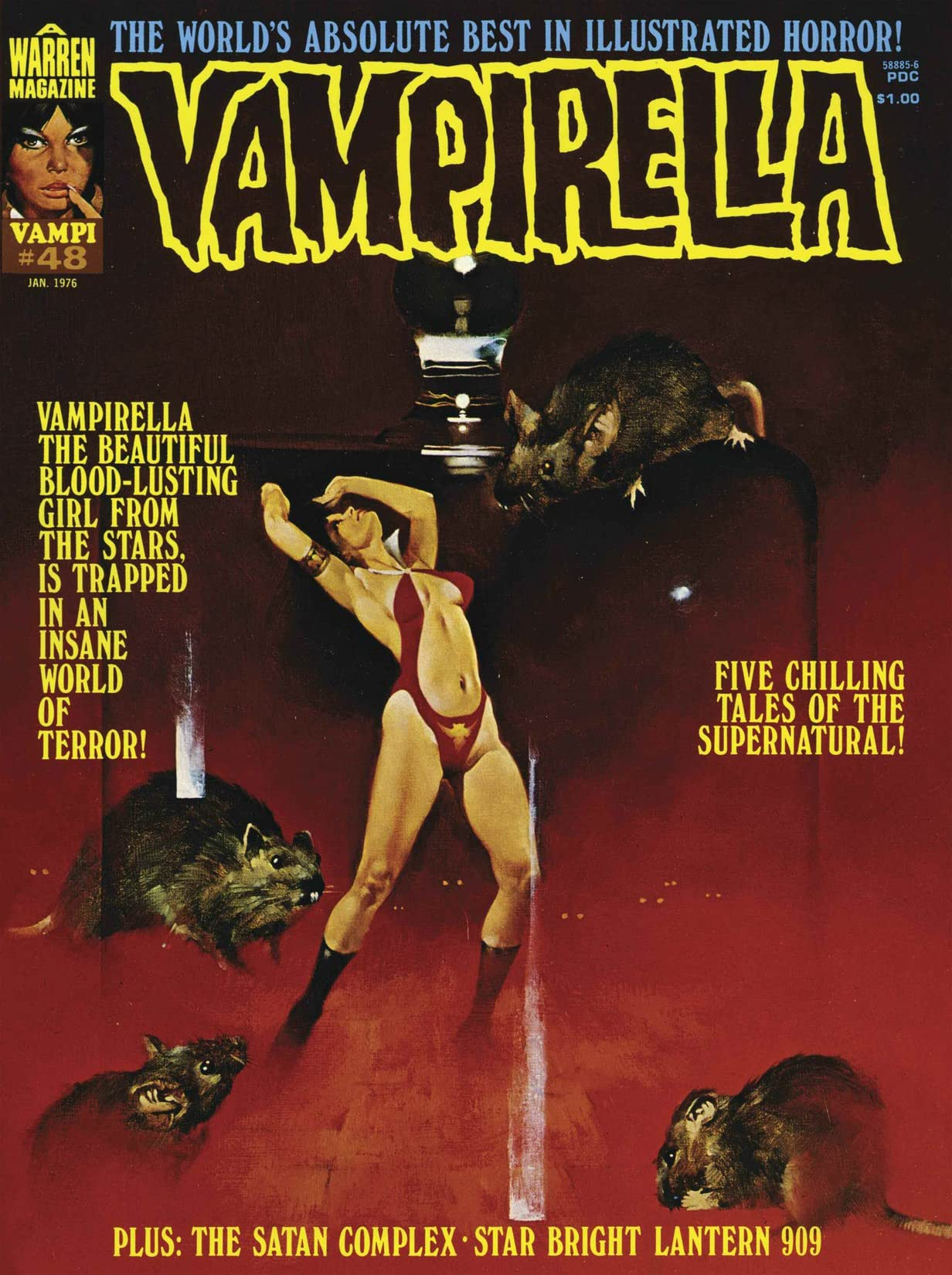 Vampirella (Magazine 1969-1983) #48