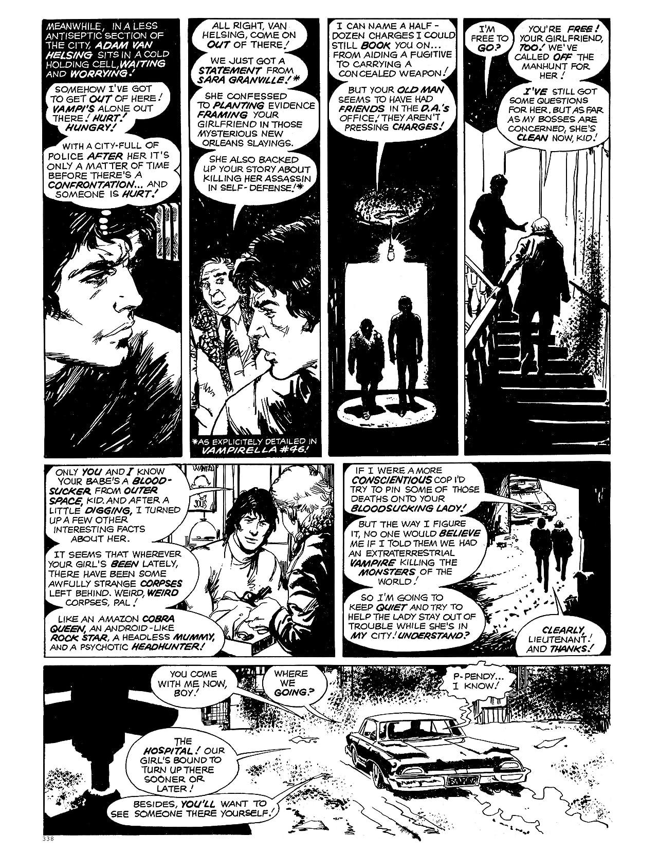 Vampirella (Magazine 1969-1983) #49