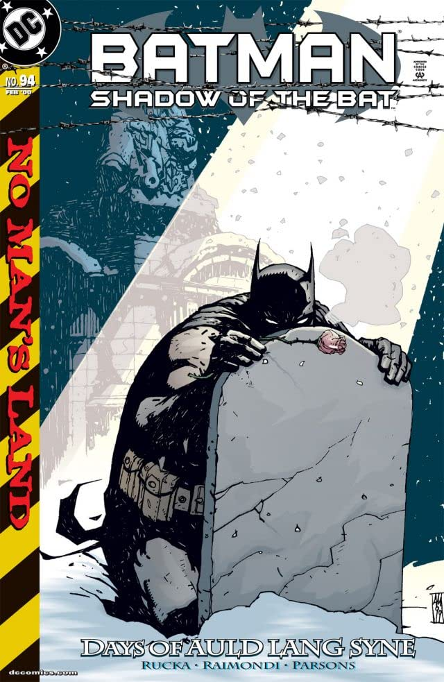 Batman: Shadow of the Bat #94