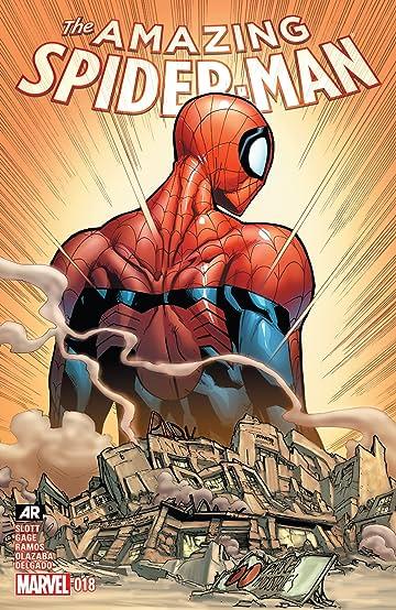 Amazing Spider-Man (2014-2015) #18