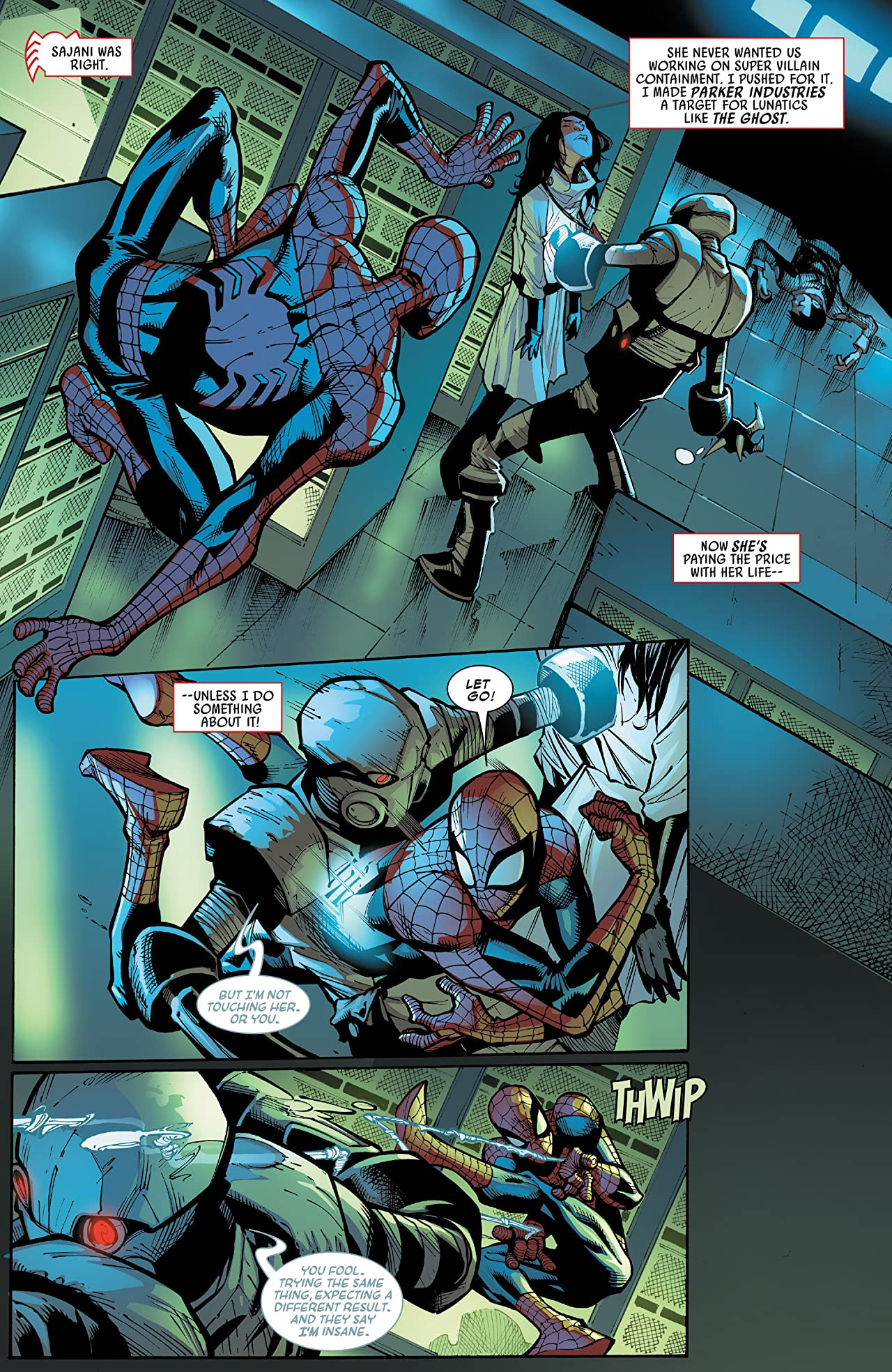 Amazing Spider-Man (2014-2015) #18