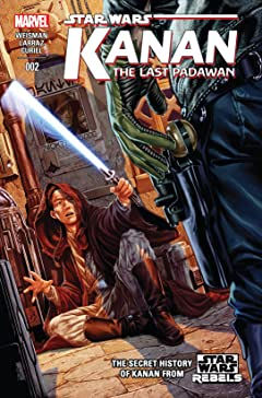 Kanan - The Last Padawan #2