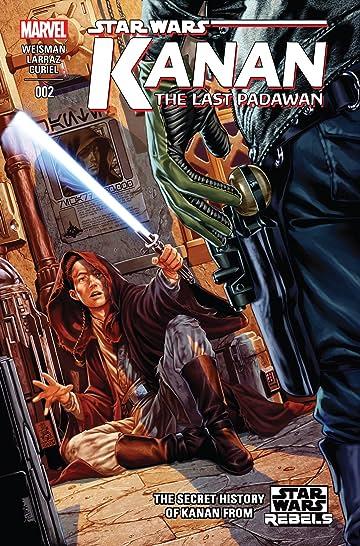 Kanan - The Last Padawan #2