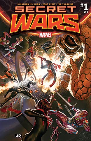 Secret Wars (2015-2016) No.1 (sur 9)