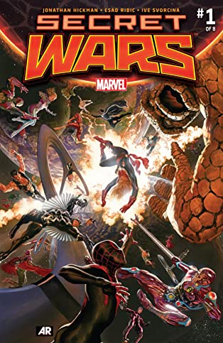 Secret Wars (2015-2016) #1 (of 9)